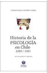 E-book Historia de la psicologia en Chile 1889-1981 - 2a edición