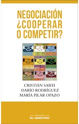 E-book Negociación ¿cooperar o competir?