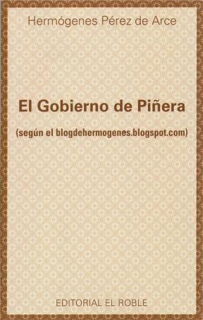 E-book El Gobierno De Piñera