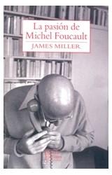 Papel LA PASION DE MICHEL FOUCAULT