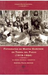 Papel FOTOGRAFIAS DE MARTIN GUSINDE EN TIERRA DEL FUEGO (1919-1924