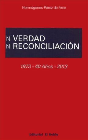 E-book Ni Verdad Ni Reconciliación