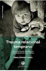 E-book Trauma relacional temprano