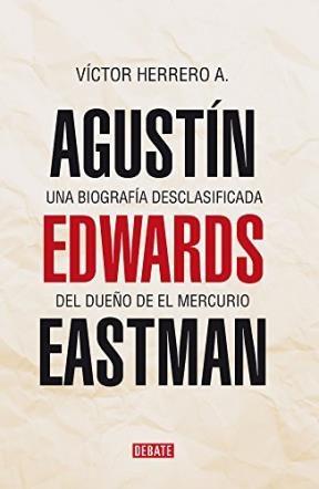 E-book Agustín Edwards Eastman