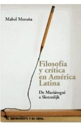 Papel Filosofía y crítica en América Latina