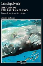 Libro Historia De Una Ballena Blanca