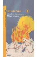Papel MITOS GRIEGOS (11 AÑOS) (TORRE DE PAPEL AMARILLA)