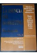 Papel ESENCIA DEL MARKETING PLAN DE ACCION [VOLUMEN II]