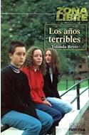 Papel AÑOS TERRIBLES (ZONA LIBRE)