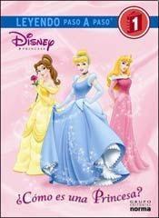 Papel Como Es Una Princesa