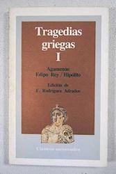Libro Tragedias Griegas