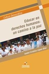 Libro Educar En Derechos Humanos