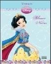 Papel Vitrales Princesas Blancanieves