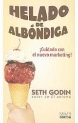 Papel HELADO DE ALBONDIGA CUIDADO CON EL NUEVO MARKETING