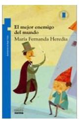 Papel MEJOR ENEMIGO DEL MUNDO (9 AÑOS) (TORRE DE PAPEL AZUL)
