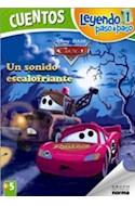 Papel CARS UN SONIDO ESCALOFRIANTE (LEYENDO PASO A PASO 1)