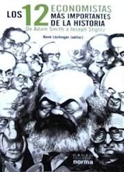 Papel 12 Economistas Mas Importantes De La Historia, Los