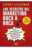 Papel SECRETOS DEL MARKETING BOCA A BOCA (NUEVA EDICION AMPLIADA Y ACTUALIZADA)