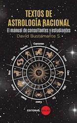 Libro Textos De Astrologia Racional
