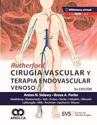 Papel Rutherford Cirugía Vascular Y Terapia Endovascular: Venoso Ed.9