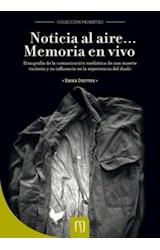 Papel NOTICIA AL AIRE... MEMORIA EN VIVO