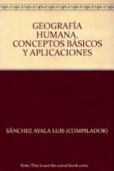 Libro Geografia Humana