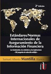 Libro Estandares/Normas Internacionales De Aseguramient