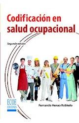 E-book Codificación en salud ocupacional