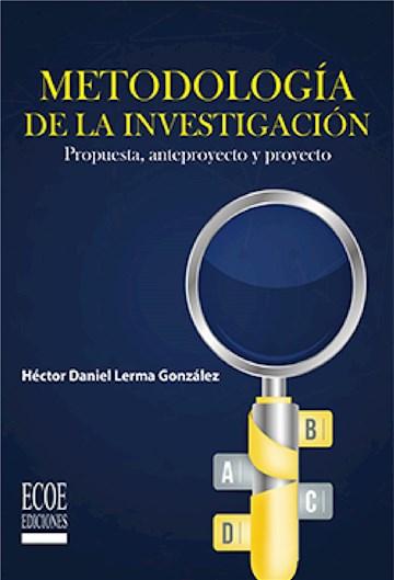 E-book Metodología De La Investigación