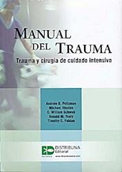 Papel Manual Del Trauma.  Trauma Y Cirugía De Cuidado Intensivo