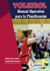 Libro Voleibol. Manual Operativo Para La Planificacion