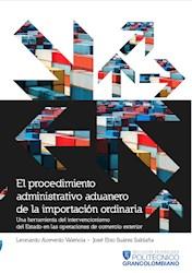 Libro El Procedimiento Administrativo Aduanero De La Imp