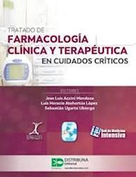 Papel Tratado De Farmacología Clínica Y Terapéutica En Cuidados Críticos