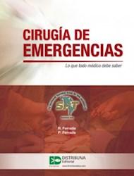 Papel Cirugía De Emergencias Lo Que Todo Médico Debe Saber