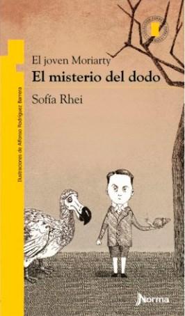 Papel El Joven Moriarty - El Misterio Del Dodo