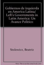 Papel GOBIERNOS DE IZQUIERDA EN AMERICA LATINA