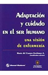 Papel ADAPTACION Y CUIDADO EN EL SER HUMANO