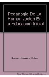 Papel Pedagogía de la humanización en la educación inicial