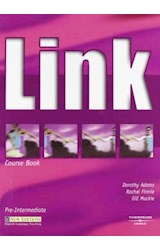 Papel LINK PRE INTERMEDIATE COURSE BOOK