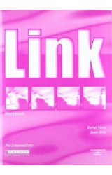 Papel LINK PRE INTERMEDIATE WORKBOOK