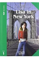 Papel LISA IN NEW YORK (MM PUBLICATIONS TOP READERS LEVEL 1) (WITH CD)