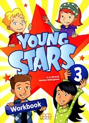 Libro Young Stars 3 ( Brit.) Workbook + Cd