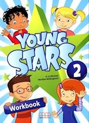 Libro Young Stars 2 ( Brit.) Workbook + Cd
