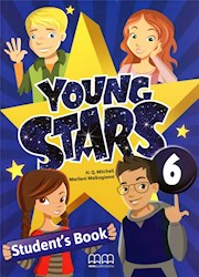 Libro Young Stars 6 ( Brit.) Student'S Book