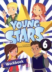 Libro Young Stars 6 ( Brit.) Workbook + Cd