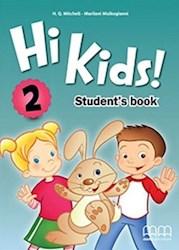 Libro Hi Kids ! 2 ( Brit.) Student'S Book + Cd
