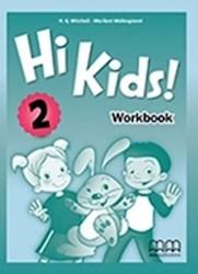 Libro Hi Kids ! 2 ( Brit.) Workbook