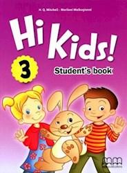 Libro Hi Kids ! 3 ( Brit.) Student'S Book + Cd