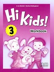 Libro Hi Kids ! 3 ( Brit.) Workbook