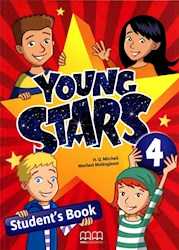 Libro Young Stars 4 ( Brit.) Student'S Book